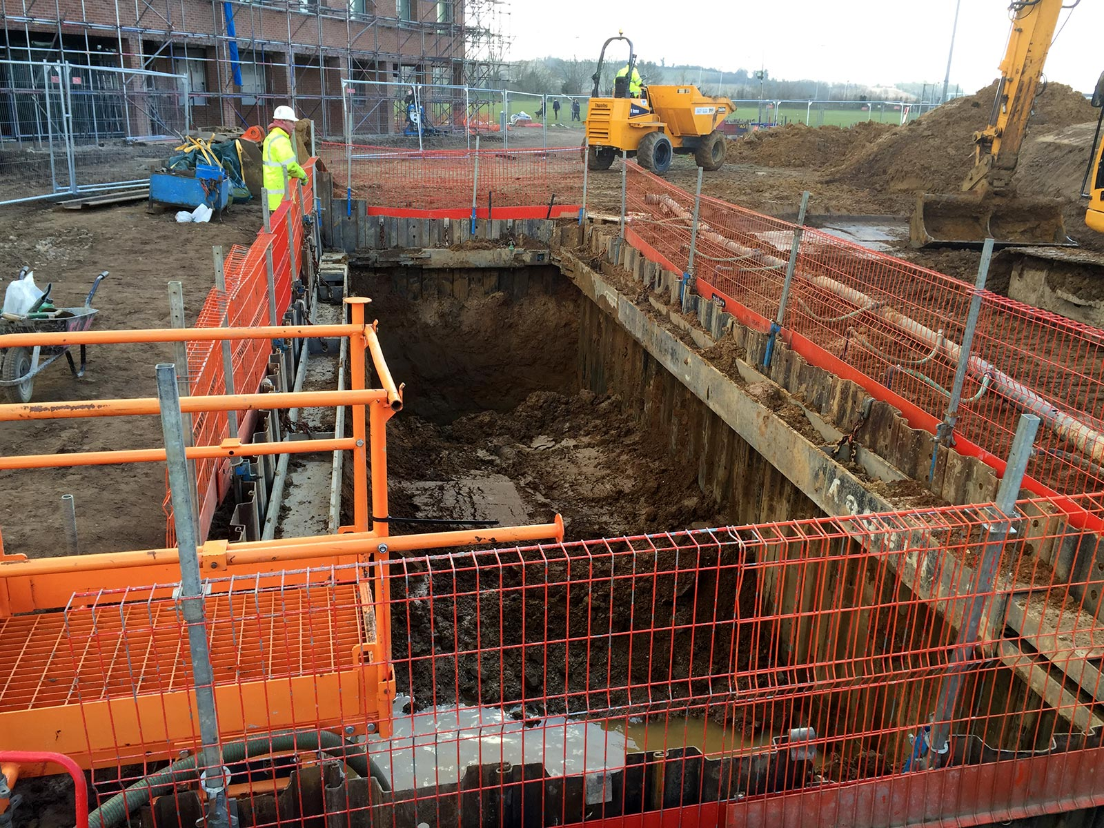Elmswell Contractors-Drainage-Construction-Projects-Suffolk-Norfolk-Cambridgeshire